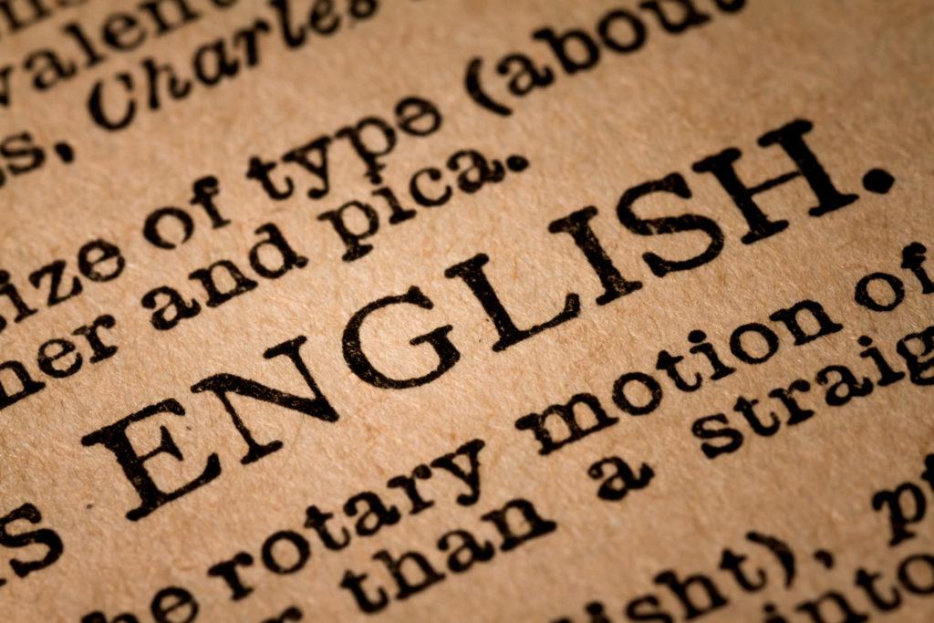 Sprachmodul English